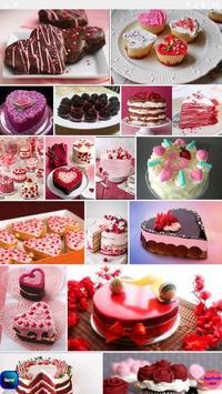 valentine cake ideas screenshot 2