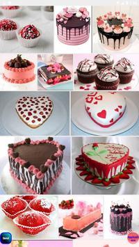 valentine cake ideas screenshot 4