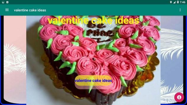 valentine cake ideas screenshot 5