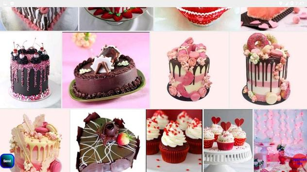 valentine cake ideas screenshot 7