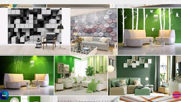 3-dimensional wall ideas screenshot 21