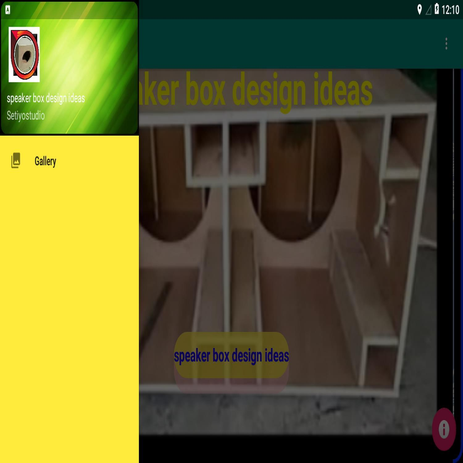 Speaker Box Design Ideas For Android Apk Download