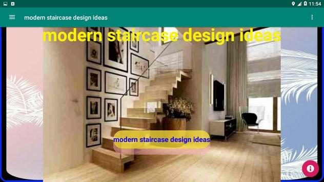 modern staircase design ideas screenshot 14