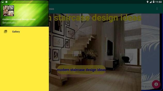 modern staircase design ideas screenshot 5