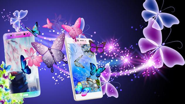 Butterfly Wallpapers HD screenshot 3