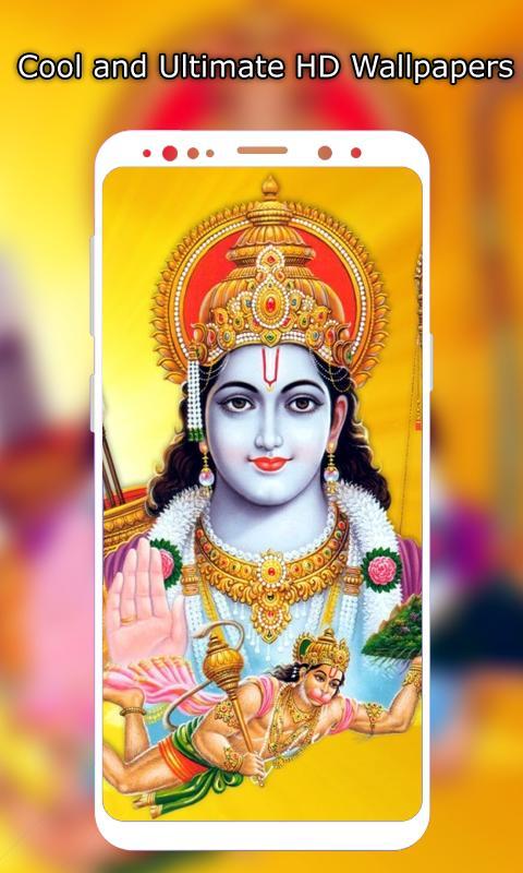 Lord Sri Ram Wallpapers Hd для андроид скачать Apk