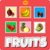 English For Kids-Fruits icon
