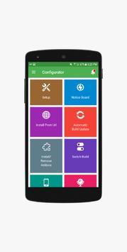 Configurator for Kodi screenshot 2