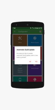 Configurator for Kodi captura de pantalla 6