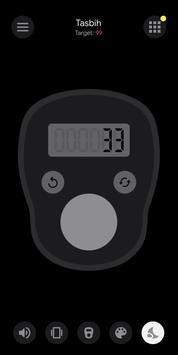 Tasbih Counter Lite: Digital Tasbeeh & Dhikr App screenshot 1
