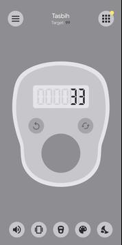 Tasbih Counter Lite: Digital Tasbeeh & Dhikr App screenshot 3