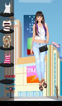 Selena Gomez Huge Dress Up screenshot 3