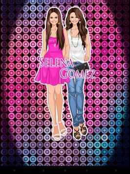 Selena Gomez Huge Dress Up screenshot 1