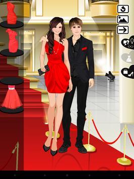 Selena Gomez Huge Dress Up screenshot 2
