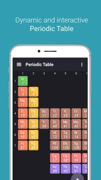 Periodic table Tamode Pro screenshot 5