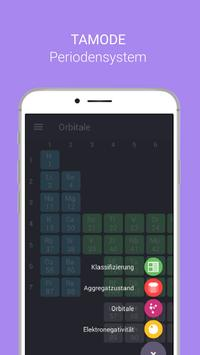 Periodensystem Tamode Pro Screenshot 6