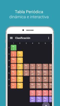 Tabla Periódica Tamode Pro captura de pantalla 5