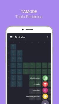 Tabla Periódica Tamode Pro captura de pantalla 6