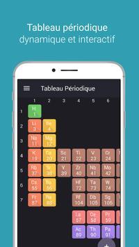 Tableau périodique Tamode Pro capture d'écran 5