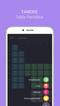Tabela Periódica Tamode Pro imagem de tela 6