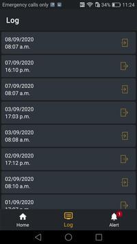 7SMART ATTENDANCE screenshot 1