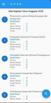 SIPKK  Sistem Informasi Pelaporan Kinerja Keuangan screenshot 4