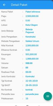 SIPKK  Sistem Informasi Pelaporan Kinerja Keuangan screenshot 2