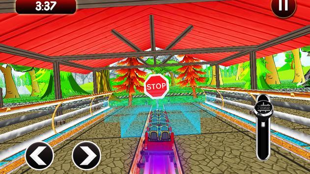 Roller Coaster Simulator HD screenshot 10