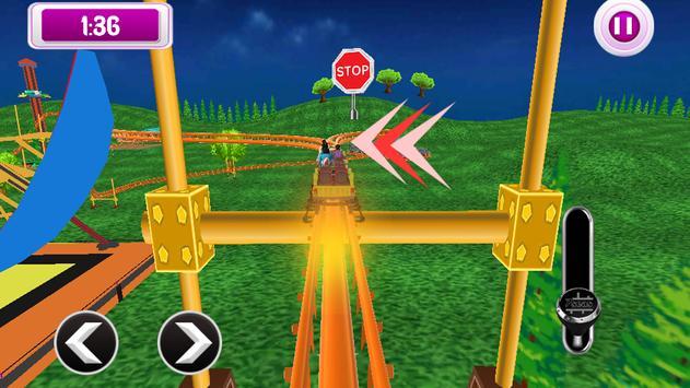 Roller Coaster Simulator HD screenshot 23