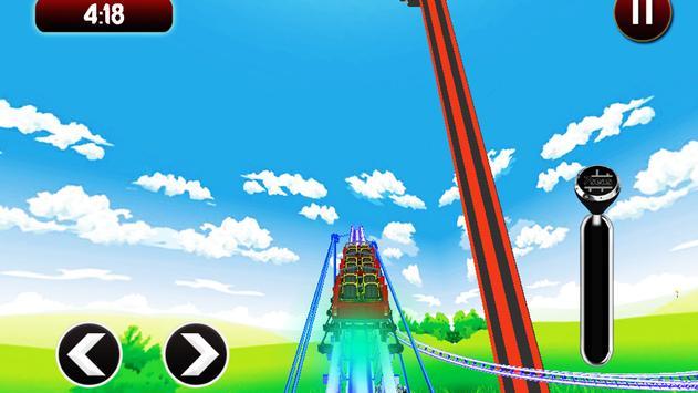 Roller Coaster Simulator HD screenshot 4