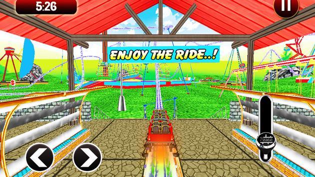 Roller Coaster Simulator HD screenshot 5