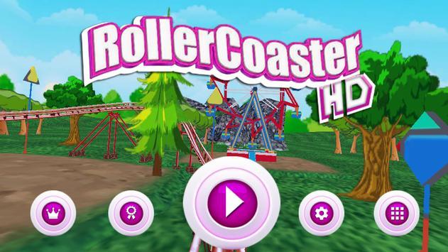 Roller Coaster Simulator HD screenshot 8