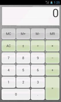 Calculator 海報