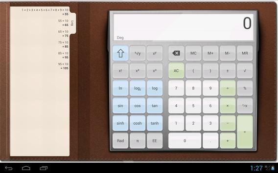 Calculator syot layar 3