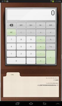 Calculator syot layar 4