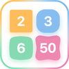 Get Fifty: Drag n Merge Numbers Game, Block Puzzle icon