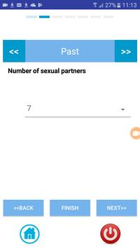 Cool Sex Facts from Survey poster