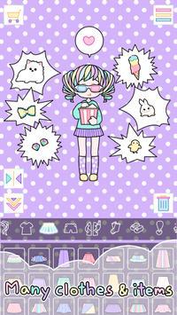 Pastel Girl captura de pantalla 4