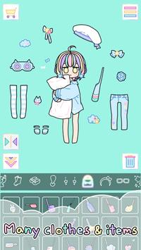 Pastel Girl स्क्रीनशॉट 5