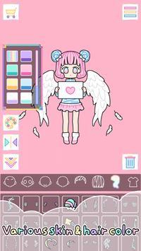 Pastel Girl स्क्रीनशॉट 7