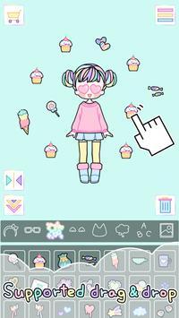 Pastel Girl captura de pantalla 2