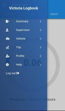 [DEMO] Drive Licence Logbook App poster