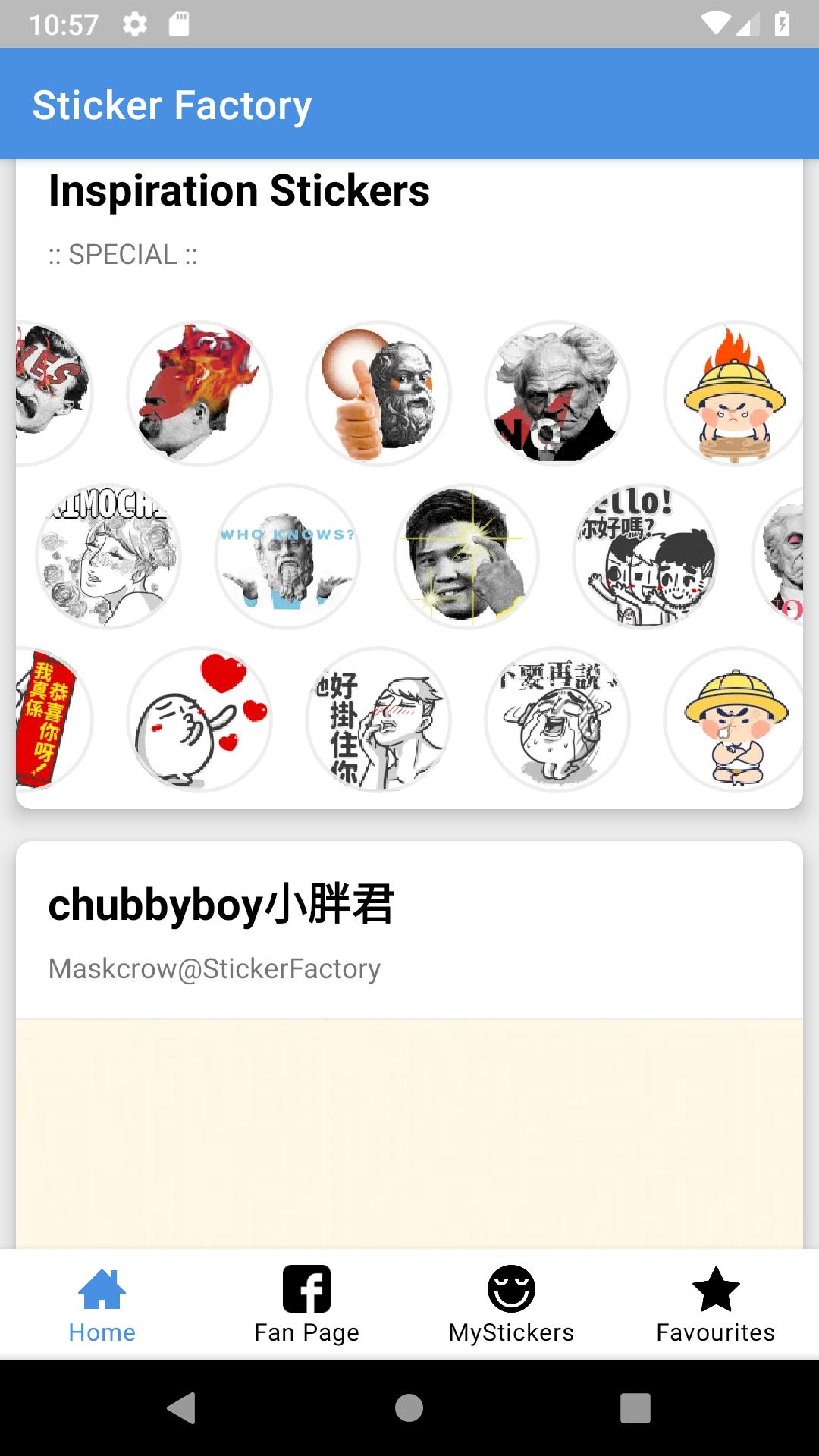 Sticker Factory - Stickers Packs For Whatsapp for Android - APK Download