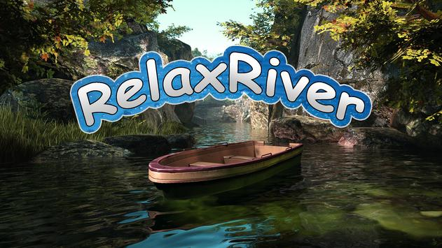 Relax River VR poster