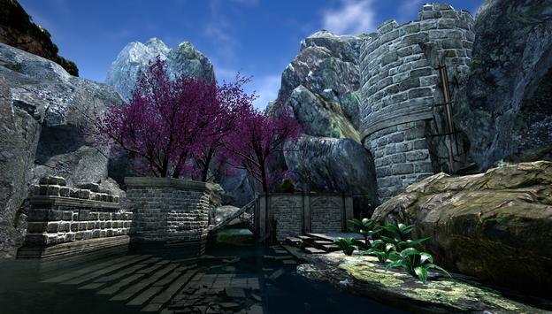 Relax River VR screenshot 1