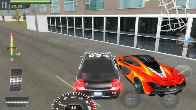 Mad Cop3 Police Car Race Drift screenshot 15