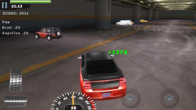 Mad Cop3 Police Car Race Drift screenshot 1