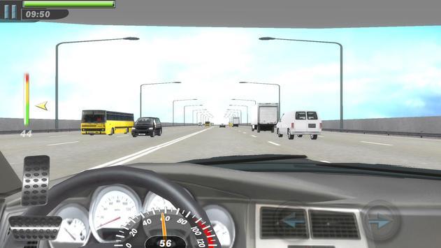 Mad Cop3 Police Car Race Drift screenshot 2