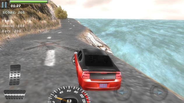 Mad Cop3 Police Car Race Drift screenshot 4