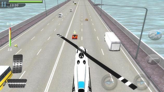 Mad Cop3 Police Car Race Drift screenshot 5